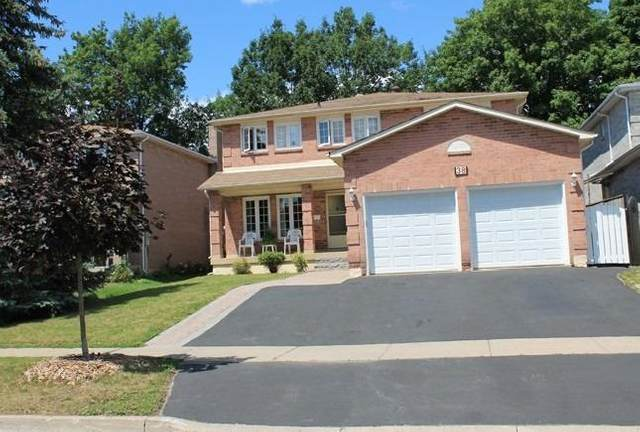 38 Pickett Cres, Richmond Hill, ON L4C 9L3 (MLS #N4863349) :: Forest Hill Real Estate Inc Brokerage Barrie Innisfil Orillia