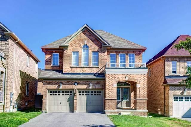 12 Barletta Dr, Vaughan, ON L6A 4H4 (MLS #N4863353) :: Forest Hill Real Estate Inc Brokerage Barrie Innisfil Orillia