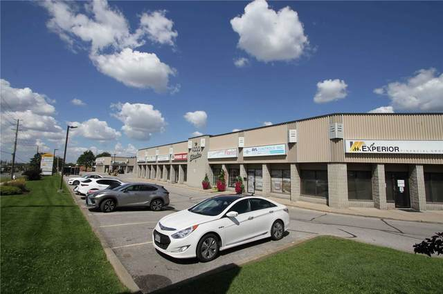 4300 W Steeles Ave, Vaughan, ON L4L 4C2 (#N4865119) :: The Ramos Team
