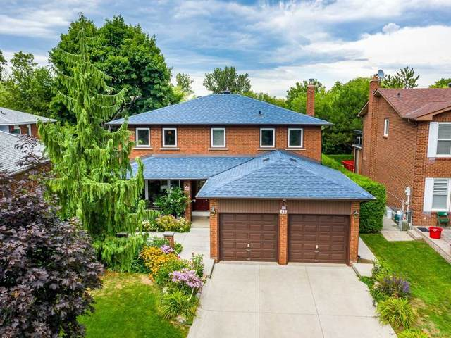 48 Cherry Hills Rd, Vaughan, ON L4K 1M4 (#N4875870) :: The Ramos Team