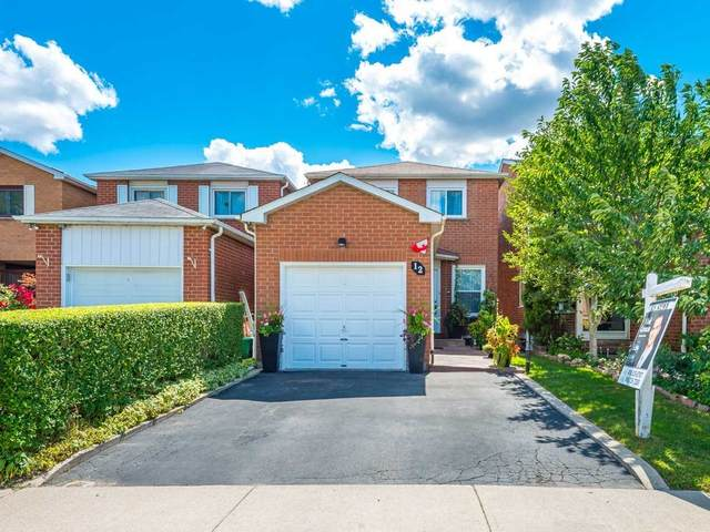 12 New Seabury Dr, Vaughan, ON L4K 2B8 (#N4879496) :: The Ramos Team