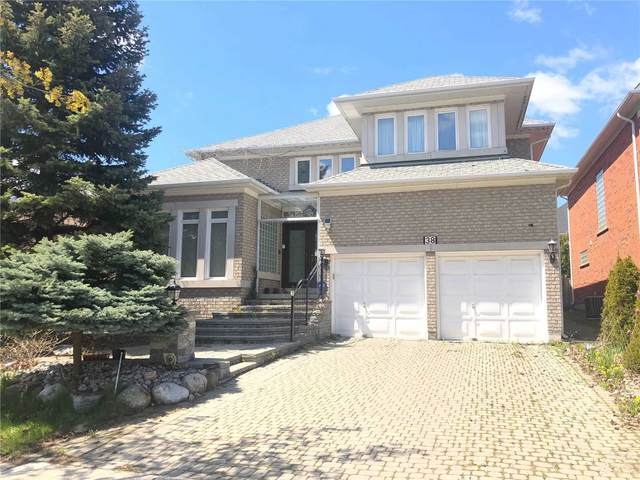 38 Kingmount Cres, Richmond Hill, ON L4B 3W6 (#N4885014) :: The Ramos Team