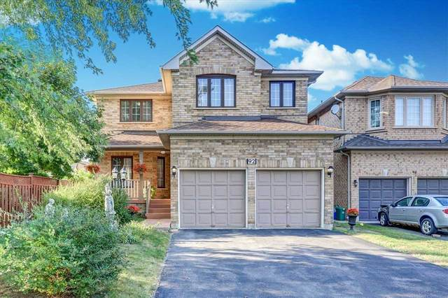 92 Grandlea Cres, Markham, ON L3S 4A3 (#N4888874) :: The Ramos Team