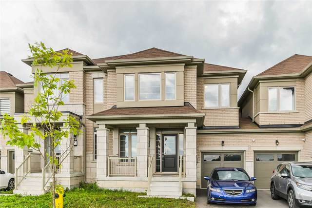 59 Jim Mortson Dr, East Gwillimbury, ON L9N 0R8 (#N4890826) :: The Ramos Team