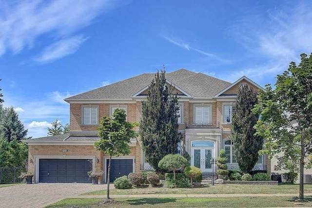 102 Boake Tr, Richmond Hill, ON L4B 3H1 (#N4895490) :: The Ramos Team
