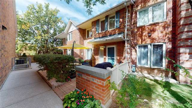 900 W Steeles Ave #407, Vaughan, ON L4J 8C2 (#N4898161) :: The Ramos Team
