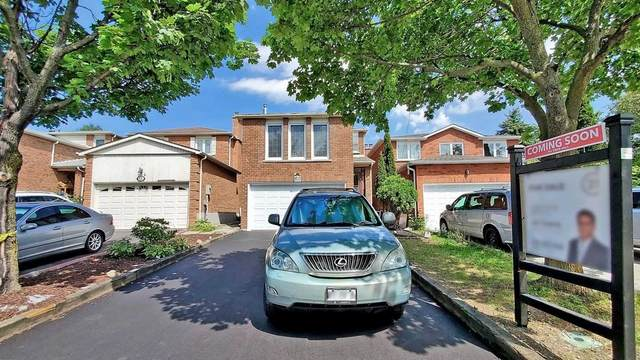 120 Marita Pl, Vaughan, ON L4K 3J3 (#N4900563) :: The Ramos Team