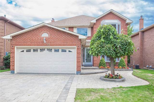 73 Colonel Butler Dr, Markham, ON L3P 6B2 (#N4901187) :: The Ramos Team