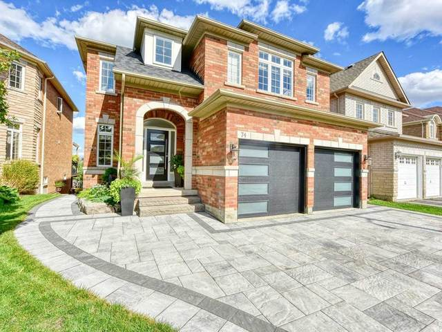 74 Copperstone Cres, Richmond Hill, ON L4S 2C9 (#N4901661) :: The Ramos Team