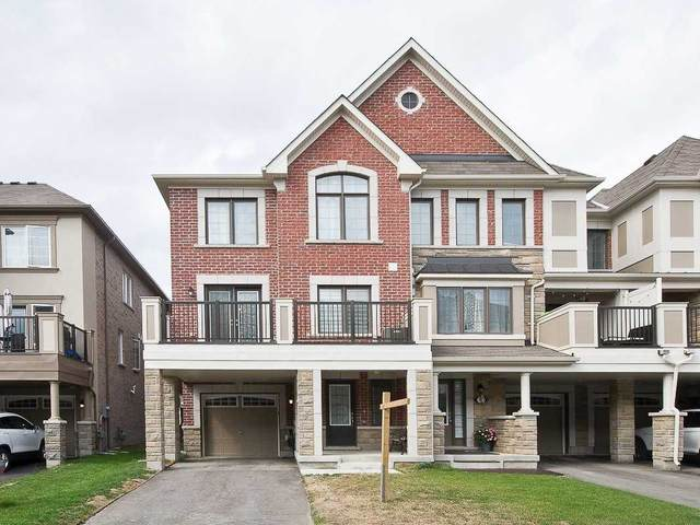 54 Casely Ave, Richmond Hill, ON L4S 0K3 (#N4902065) :: The Ramos Team