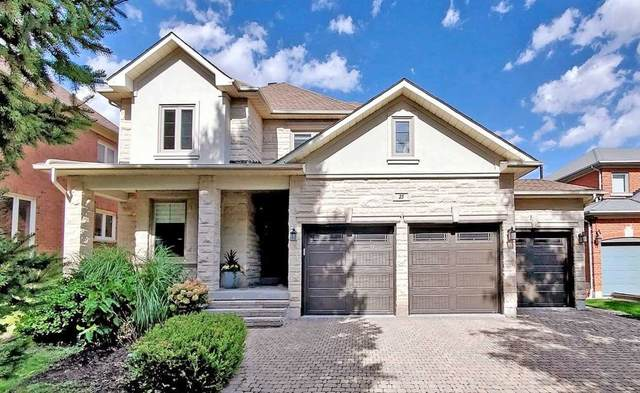 25 Montclair Rd, Richmond Hill, ON L4B 2T4 (#N4903110) :: The Ramos Team