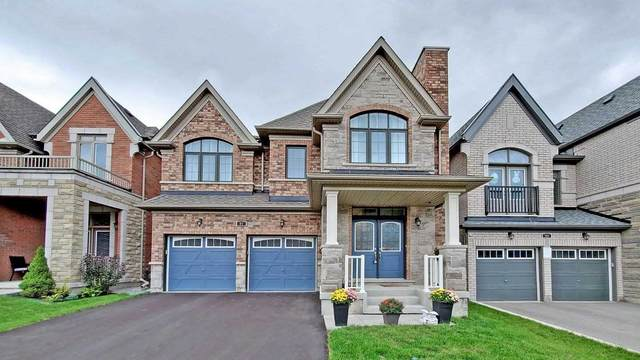 97 Leaden Hall Dr, East Gwillimbury, ON L9N 0R5 (#N4903180) :: The Ramos Team