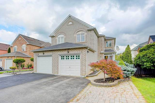 112 Formosa Dr, Richmond Hill, ON L4S 1T1 (#N4903223) :: The Ramos Team