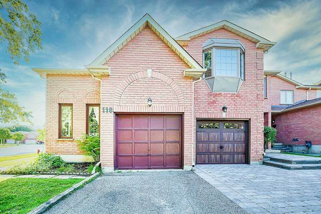 118 Oldhill St, Richmond Hill, ON L4C 9V2 (#N4905141) :: The Ramos Team