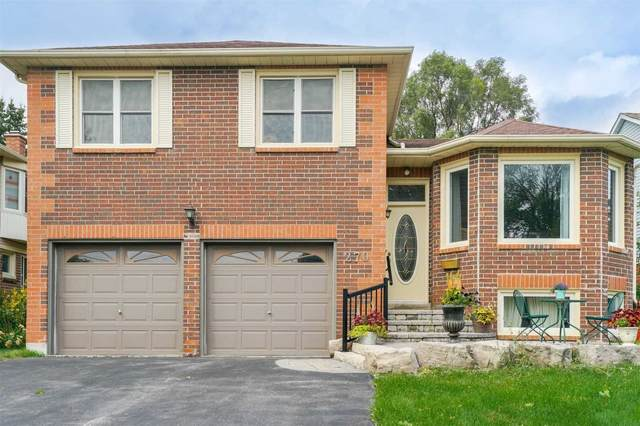 270 S Glenway Circ, Newmarket, ON L3Y 7S7 (#N4905746) :: The Ramos Team