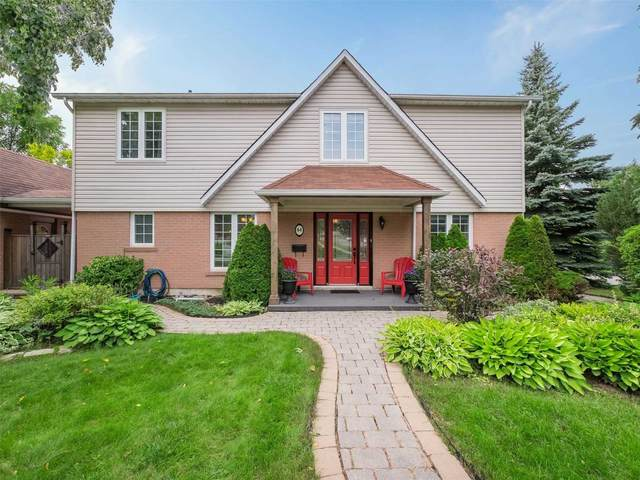 44 Patterson St, Newmarket, ON L3Y 5B1 (#N4906234) :: The Ramos Team