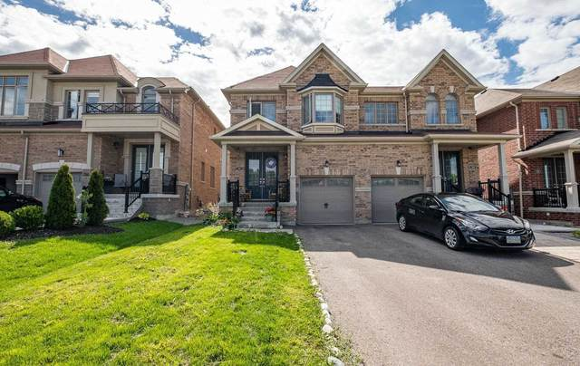730 Yarfield Cres, Newmarket, ON L3X 0H4 (#N4906431) :: The Ramos Team