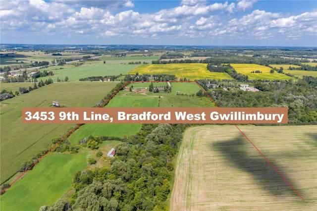 3453 9th Line, Bradford West Gwillimbury, ON L3Z 3S4 (#N4908035) :: The Ramos Team