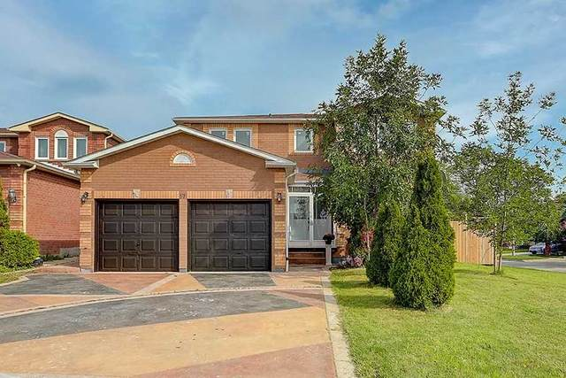 57 Yorkland St, Richmond Hill, ON L4C 9Z4 (#N4909959) :: The Ramos Team