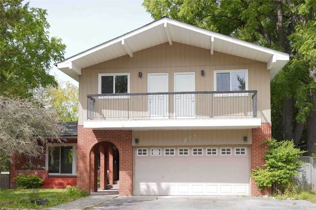 277 Richmond St, Richmond Hill, ON L4C 3Z2 (#N4912357) :: The Ramos Team