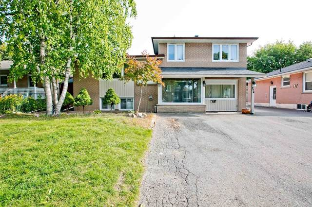 378 S Taylor Mills Dr, Richmond Hill, ON L4C 2T1 (#N4912663) :: The Ramos Team