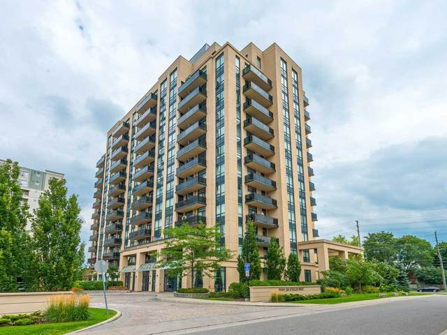 520 W Steeles Ave #104, Vaughan, ON L4J 0H2 (#N4913523) :: The Ramos Team