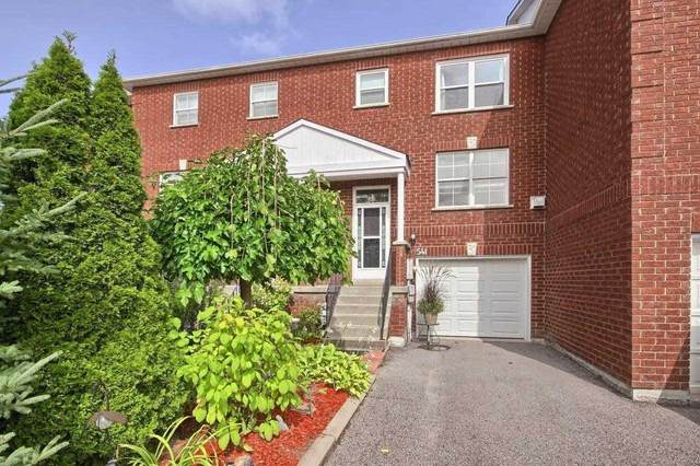 541 Bondi Ave, Newmarket, ON L3Y 8R5 (#N4914436) :: The Ramos Team