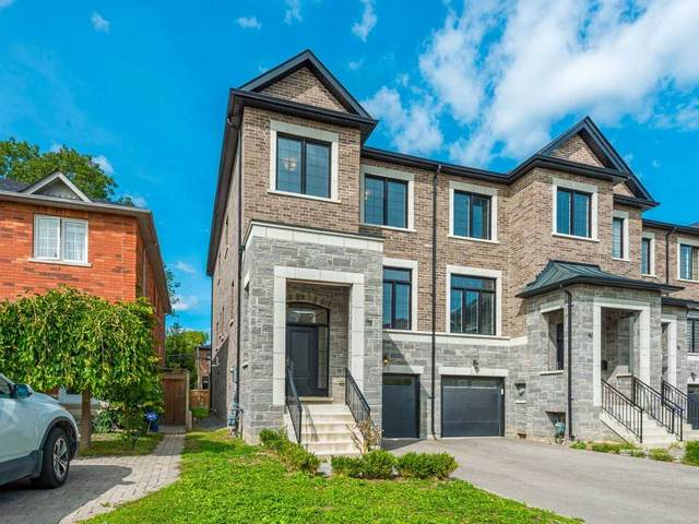 87 Benson Ave, Richmond Hill, ON L4C 4E5 (#N4914571) :: The Ramos Team