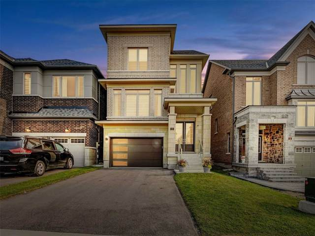 33 Falconridge Terr, East Gwillimbury, ON L9N 0R2 (#N4914647) :: The Ramos Team