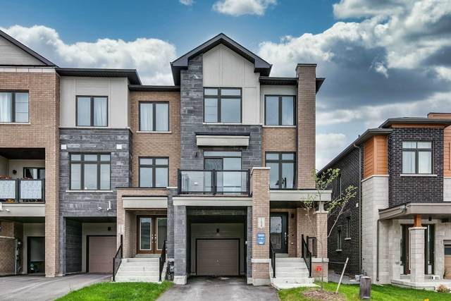 154 Tango Cres, Newmarket, ON L3X 0K5 (#N4915385) :: The Ramos Team