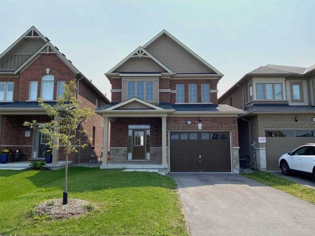 29 Hackett St, East Gwillimbury, ON L9N 0P8 (#N4915420) :: The Ramos Team