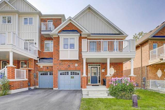 124 Roy Grove Way, Markham, ON L3P 5X8 (#N4915430) :: The Ramos Team