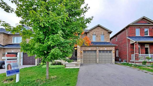 435 Woodspring Ave, Newmarket, ON L3X 3H5 (#N4915965) :: The Ramos Team