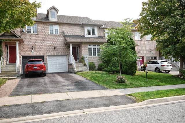 335 Spruce Grove Cres, Newmarket, ON L3X 2X2 (#N4916017) :: The Ramos Team