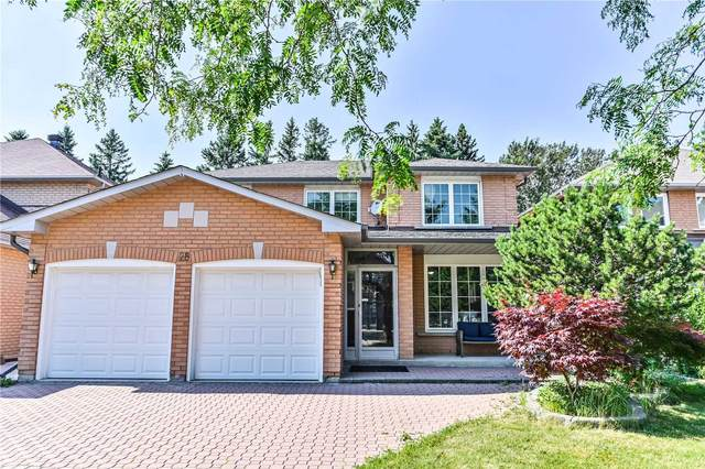 28 Loyal Blue Cres, Richmond Hill, ON L4S 1A3 (#N4916031) :: The Ramos Team