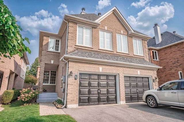 91 Widdifield Ave, Newmarket, ON L3X 1Z3 (#N4916132) :: The Ramos Team