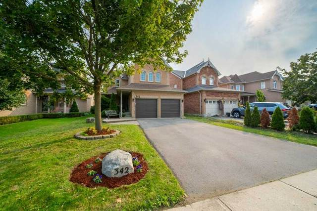 342 Clearmeadow Blvd, Newmarket, ON L3X 2C6 (#N4916181) :: The Ramos Team