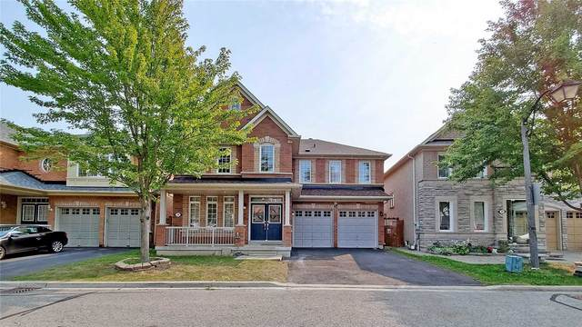 28 Sunburst Cres, Markham, ON L6E 1R5 (#N4916452) :: The Ramos Team