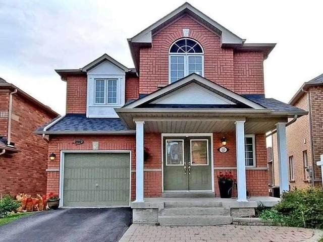 250 Williamson Rd, Markham, ON L6E 1W4 (#N4916461) :: The Ramos Team