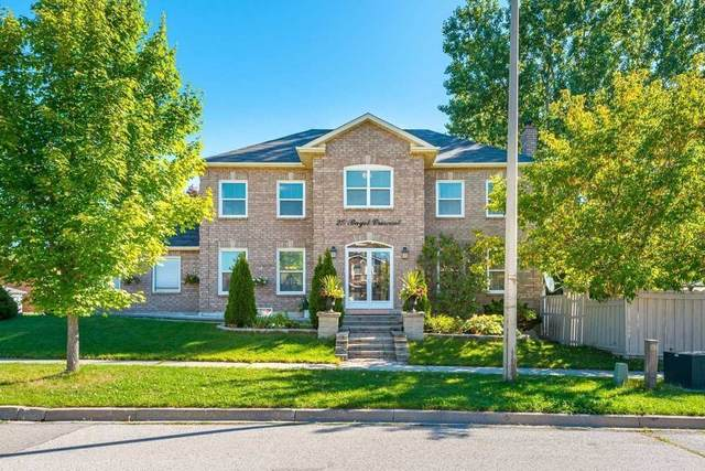 29 Bayel Cres, Richmond Hill, ON L4S 1C2 (#N4916805) :: The Ramos Team