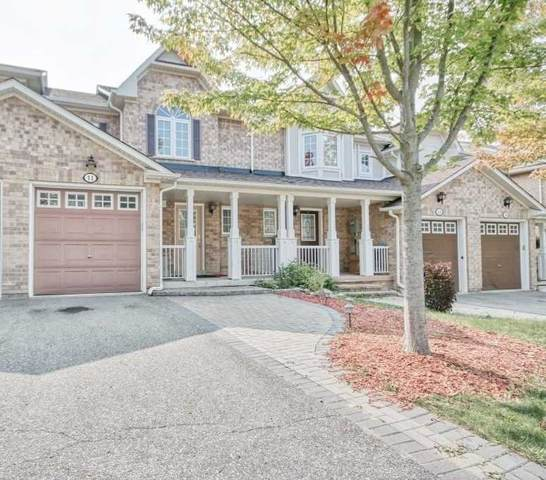 11 Willow Trail Rd, Markham, ON L6E 1V2 (#N4916911) :: The Ramos Team