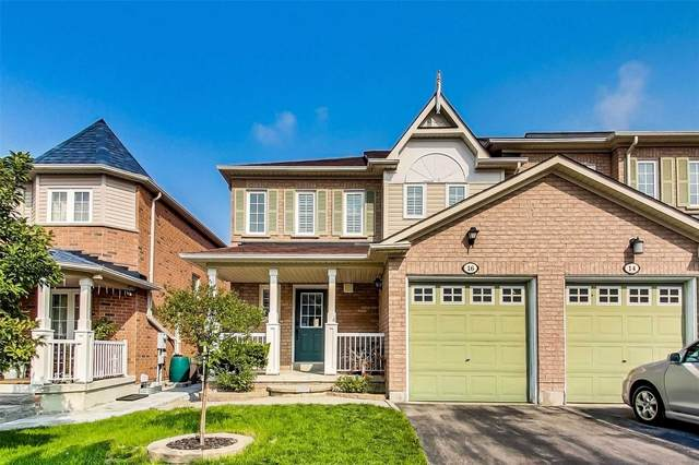 16 Willow Trail Rd, Markham, ON L6E 1V2 (#N4917248) :: The Ramos Team