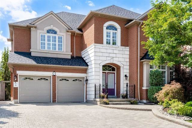 119 St Nicholas Cres, Vaughan, ON L4H 3E6 (#N4917263) :: The Ramos Team