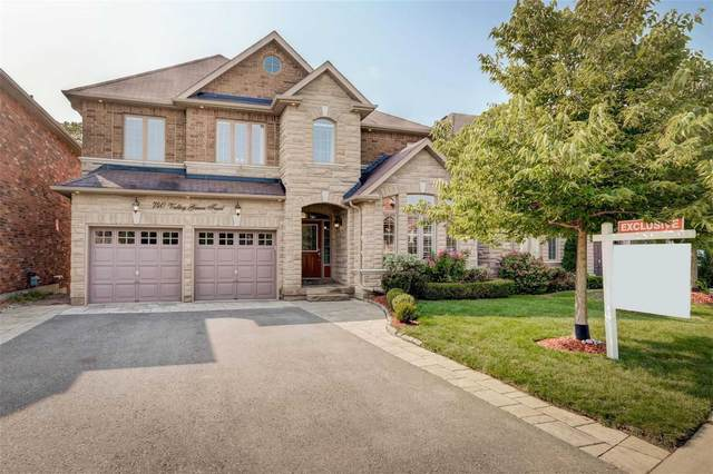 740 Valley Green Tr, Newmarket, ON L3X 2V7 (#N4917403) :: The Ramos Team