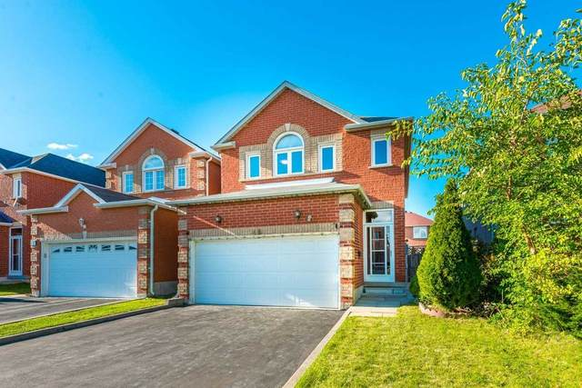 46 Clarion Cres, Markham, ON L3S 3M4 (#N4918037) :: The Ramos Team