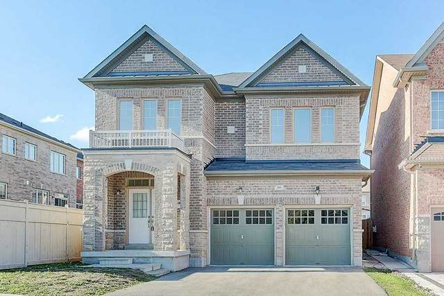 308 Wilfred Murison Ave, Markham, ON L6C 0B2 (#N4918049) :: The Ramos Team