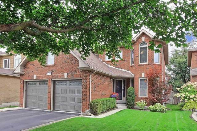 349 Pickering Cres, Newmarket, ON L3Y 8G7 (#N4918127) :: The Ramos Team