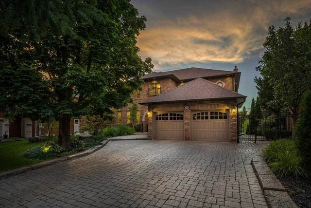 40 Bell Harbour Pl, Vaughan, ON L4L 6W2 (#N4918138) :: The Ramos Team