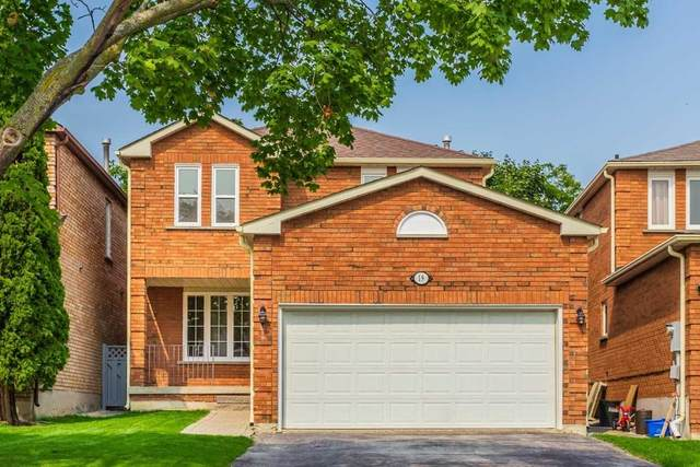 19 Briarcliffe Cres, Vaughan, ON L4J 7G5 (#N4918177) :: The Ramos Team