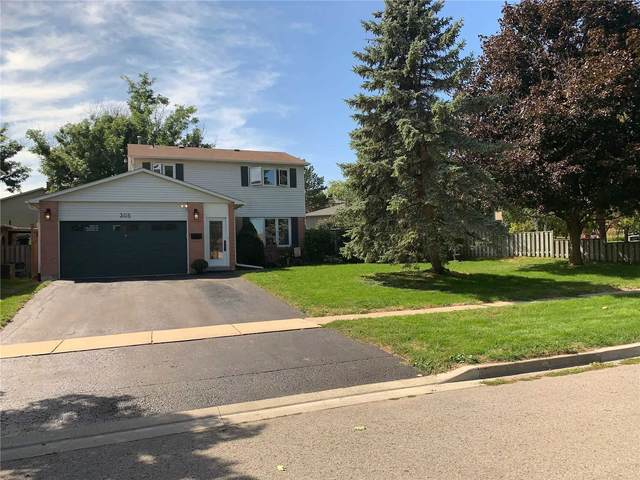 305 Plymouth Tr, Newmarket, ON L3Y 6G6 (#N4918460) :: The Ramos Team